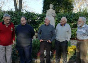 Rencontre des Prêtres-Ouvriers Fils de la Charité, 3 décembre 2016