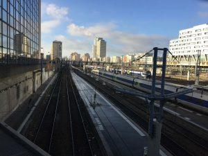 Gare Montparnasse à Paris