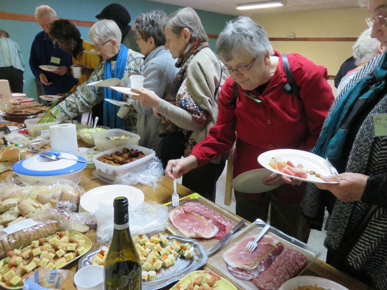 Rencontre de la Famille spirituelle Anizan à Sainte-Hélène le 21 janvier 2017
