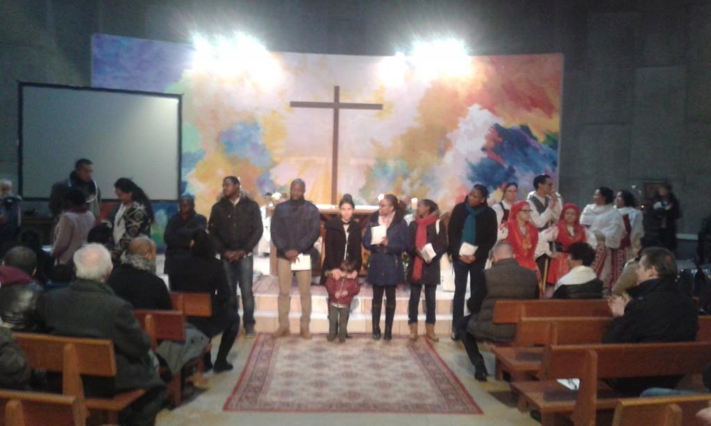 103ème journée mondiale du migrant et du réfugié à Bourges