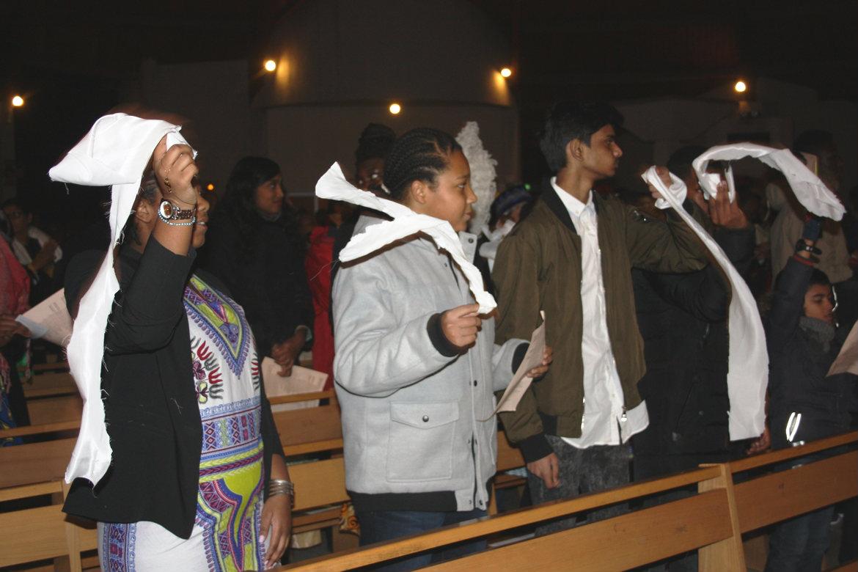 103ème journée mondiale du migrant et du réfugié à Grigny