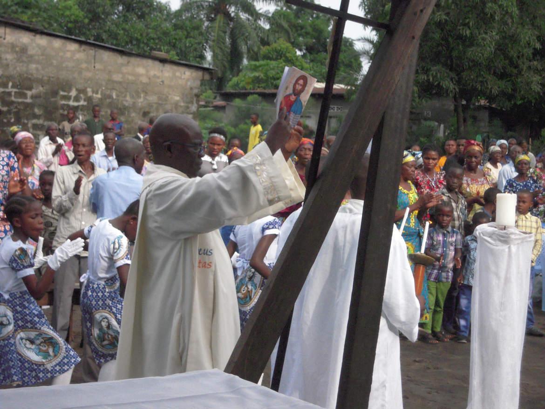 Journée mondiale des malades 2017, à Kinshasa en RDC