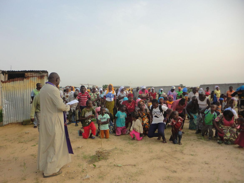 Repérage chantier jeunes été 2017en République du Congo février 2017