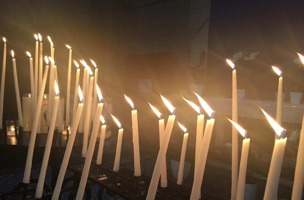 Fête de la Chandeleur et de la Vie Consacrée, à Bondy (93), le 2 février 2017