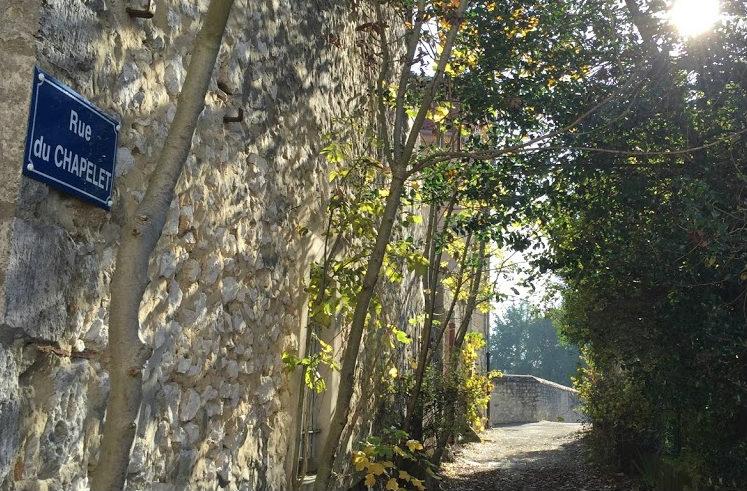 Rue du chapelet