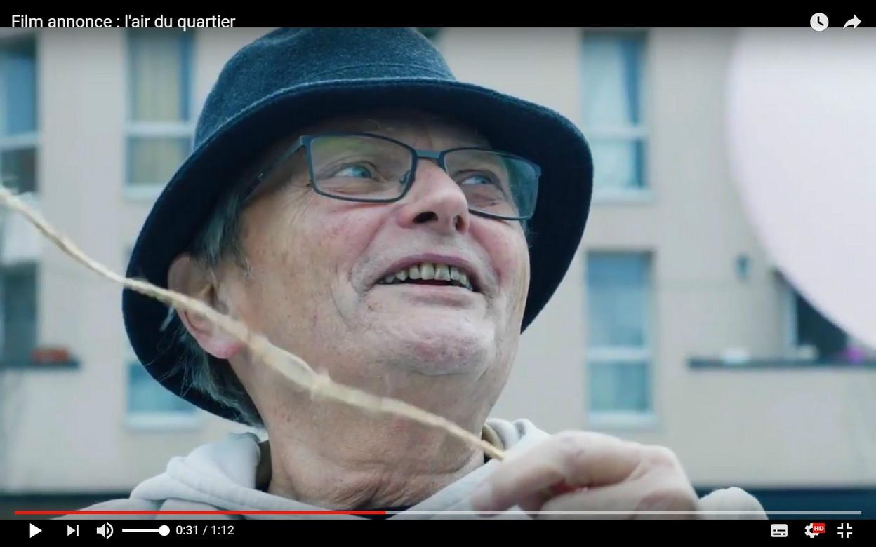 """Le quartier de la """"Chasse Royale"""" au festival du cinéma de Valenciennes 2017"""