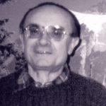 Portrait de Louis Poope fc décédé le 16 mars 2017.