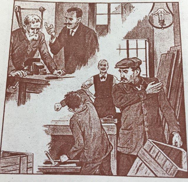 """""""Le Père Jean-Emile Anizan"""" en BD, Gaston Courtois, Editions Fleurus, Illustrations de Robert Rigot, collection """"Belles histoires et Belles vies"""" n°14"""