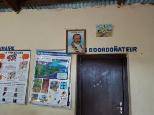 Centre scolaire Michel Gobin, Brazzaville, République du Congo, février 2017