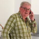 Eric Récopé fc, aumônier de la Cité Saint-Pierre à Lourdes