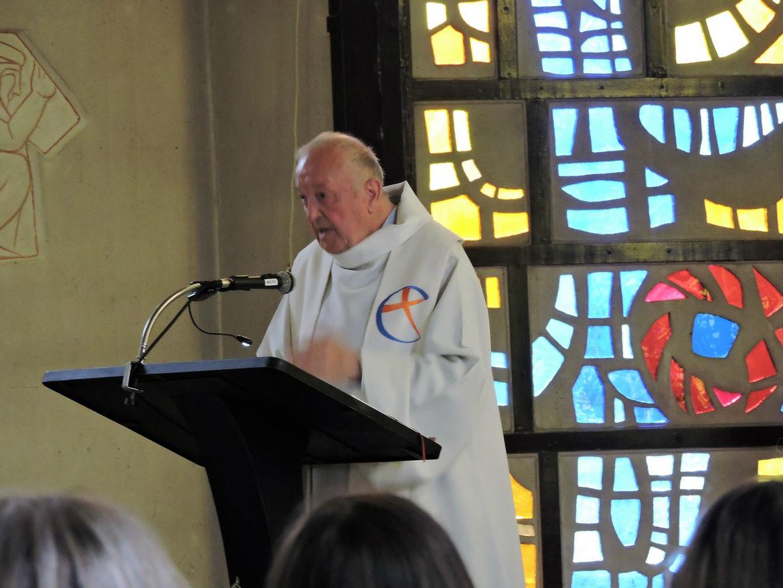 Célébration des 50 ans de sacerdoce de Bernard Kippeurt fc, le 25 juin 2017 à Bourges