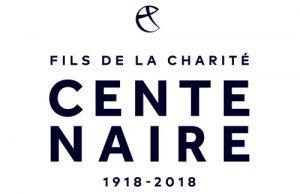 Logo centenaire de la congrégation religieuse 2018-2019