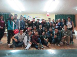 Expérience pastorale récente de la paroisse Sainte Marie de la Rivera, à Bogotá