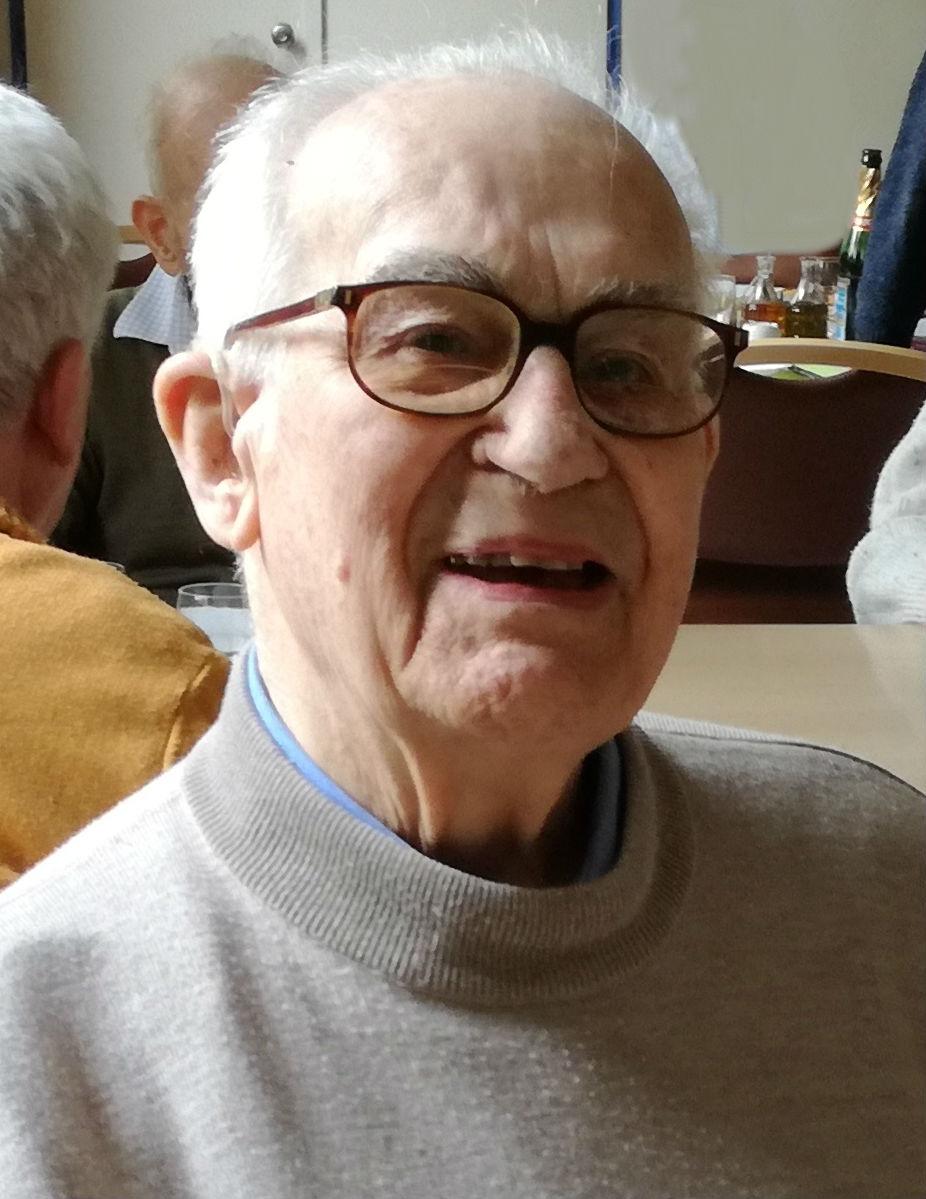 Pierre Thomas fc, à la Communauté saint-Joseph d'Issy-les-Moulineaux © Jean Guellerin fc