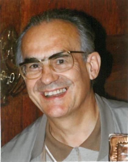 Pierre Thomas fc, en 2001 © Les Fils de la Charité