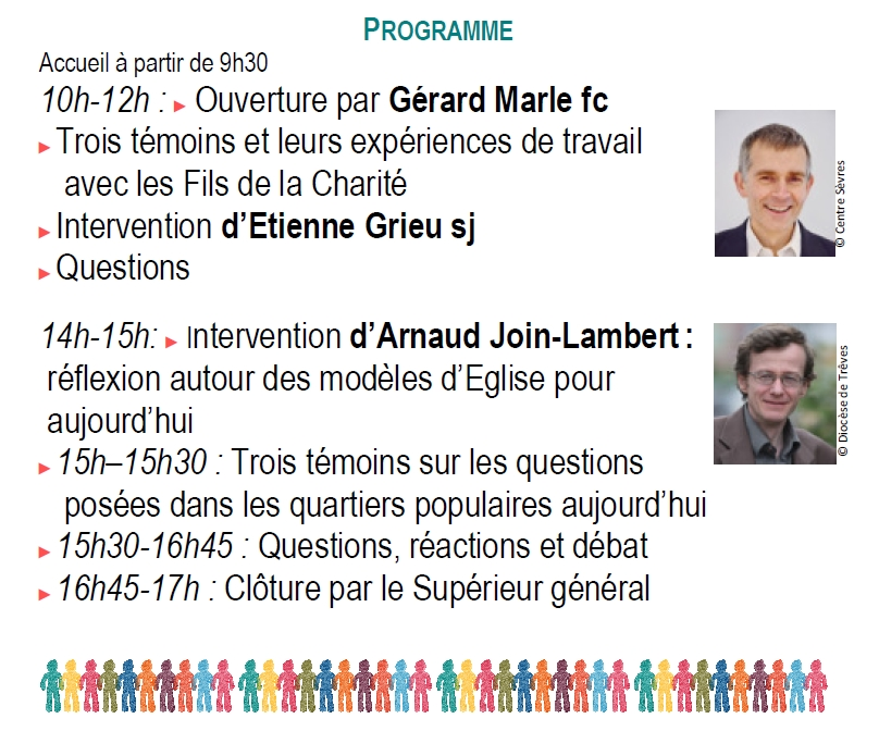 Programme du Colloque