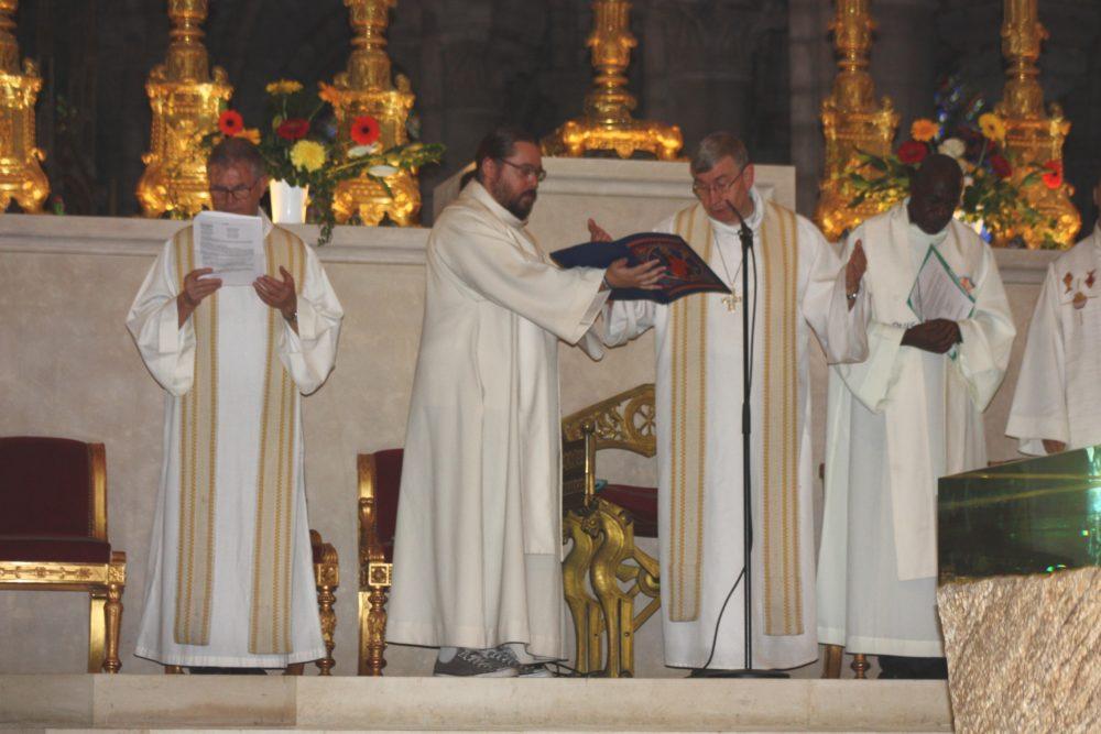 Fête du Sacré-Cœur. Clôture du Centenaire 28 juin 2019