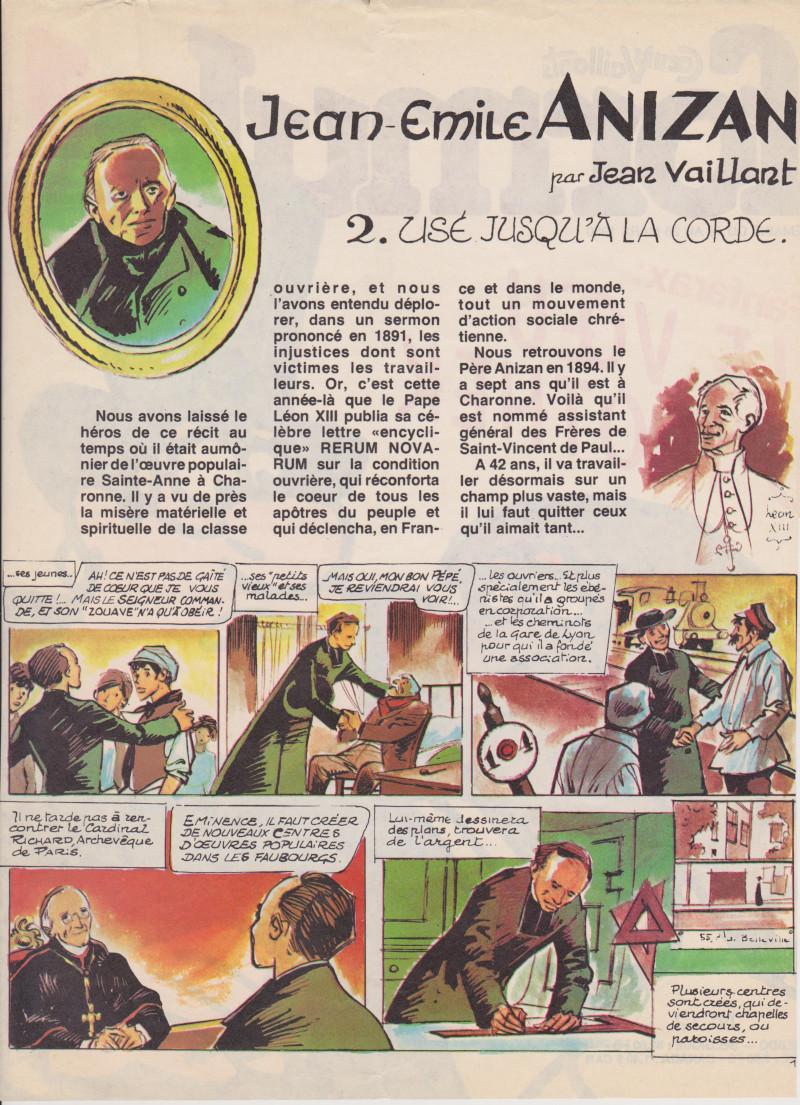 Episode 2 : La BD de 1980 est publiée en deux épisodes dans la revue Formule 1 (n° 11 et 12), qui fait partie des périodiques du mouvement Cœurs Vaillants-Âmes Vaillantes.