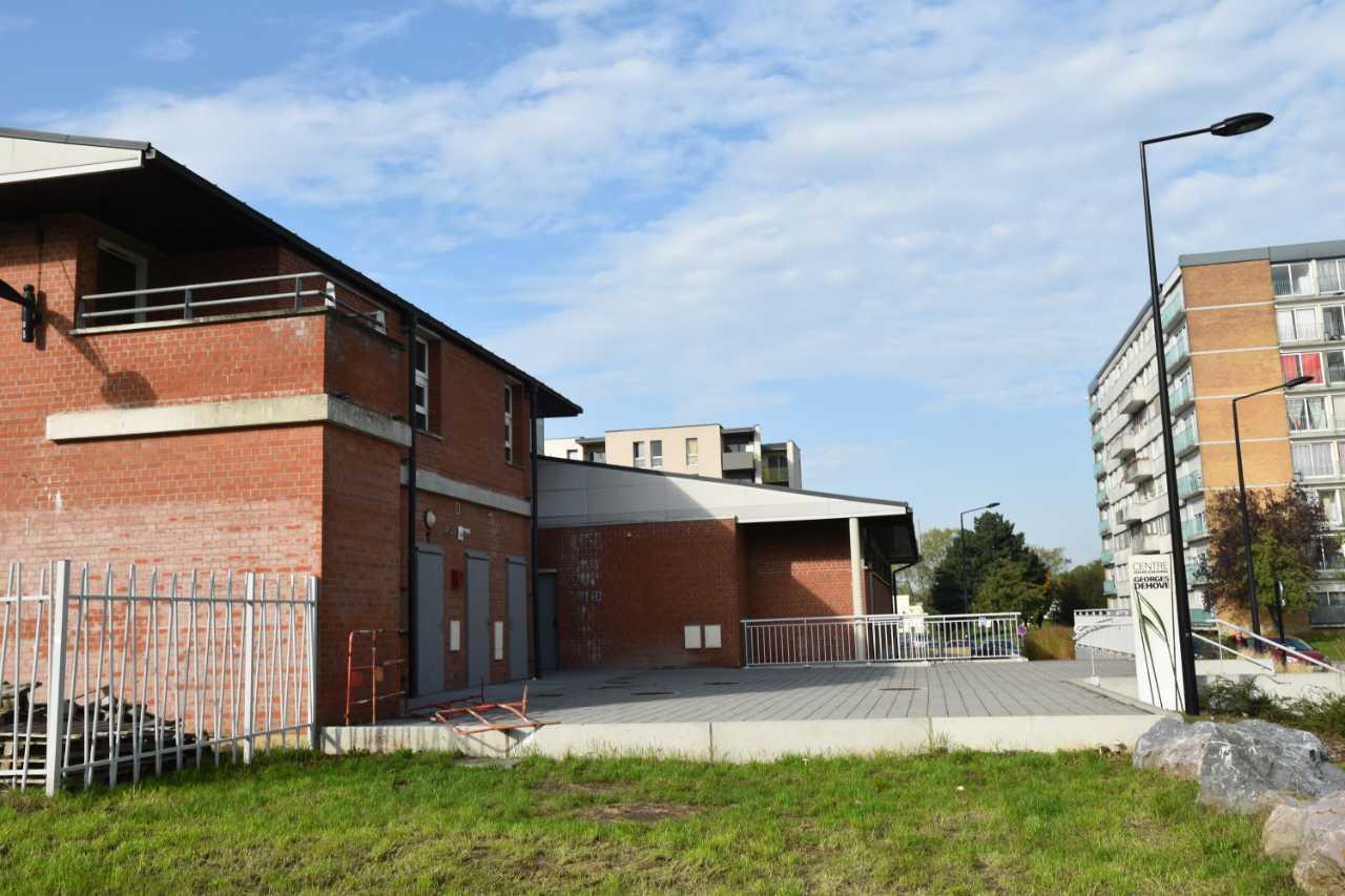 Le Centre Georges Dehove - Photo Frédéric Tonquédec