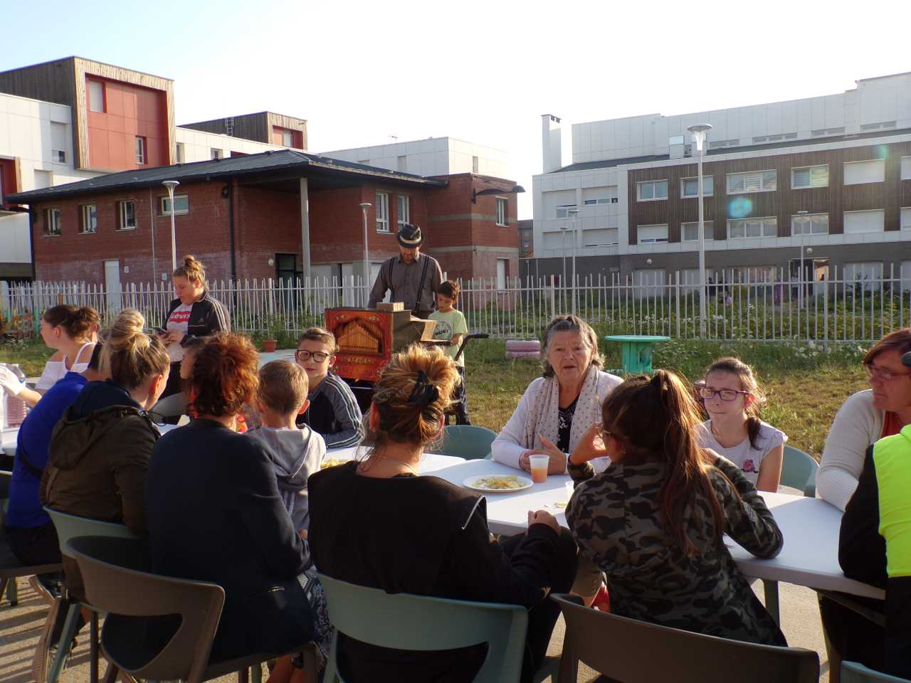 """Le centre social fourmille d'idées à la """"Chasse Royale"""" de Valenciennes"""