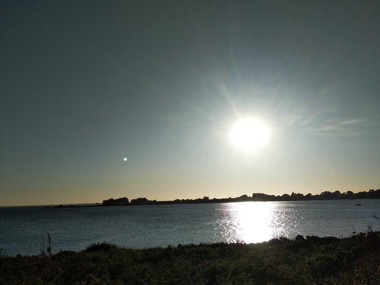 coucher de soleil Hélène Négrini