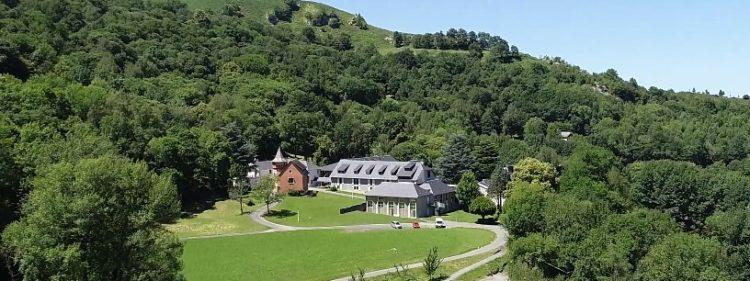 Cité Saint Pierre à Lourdes paysage