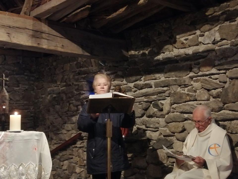 Confinement et Semaine sainte 2020 à la cité Saint Pierre à Lourdes