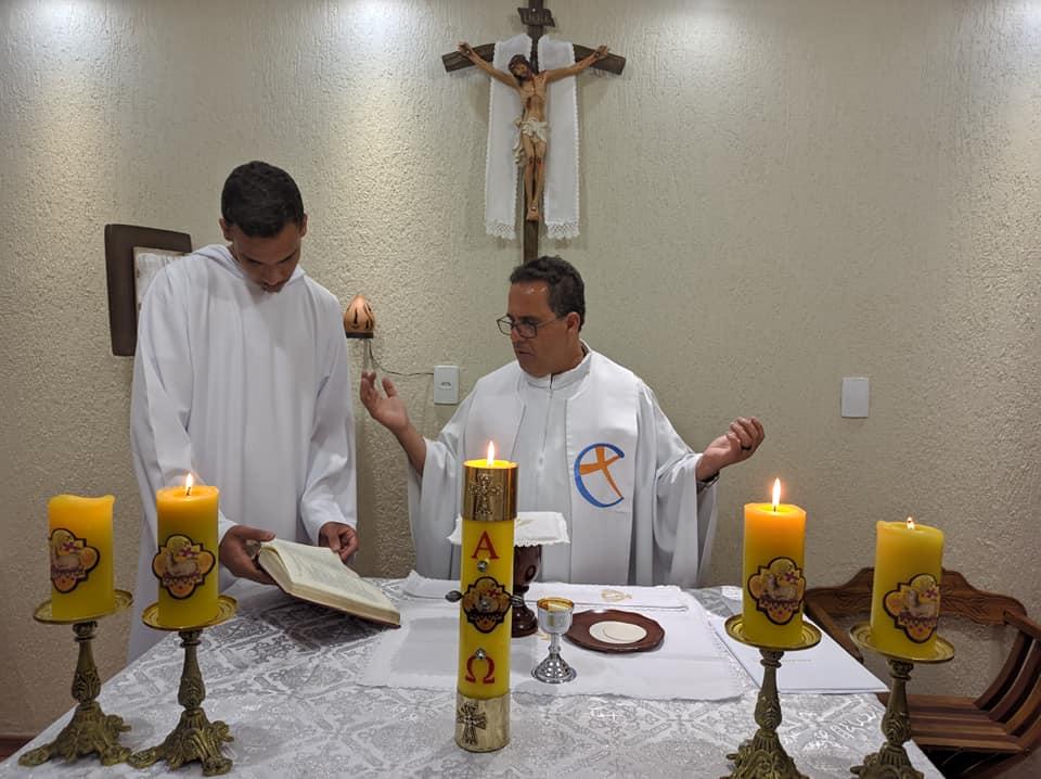 Brésil : Semaine Sainte, Pâques et masques