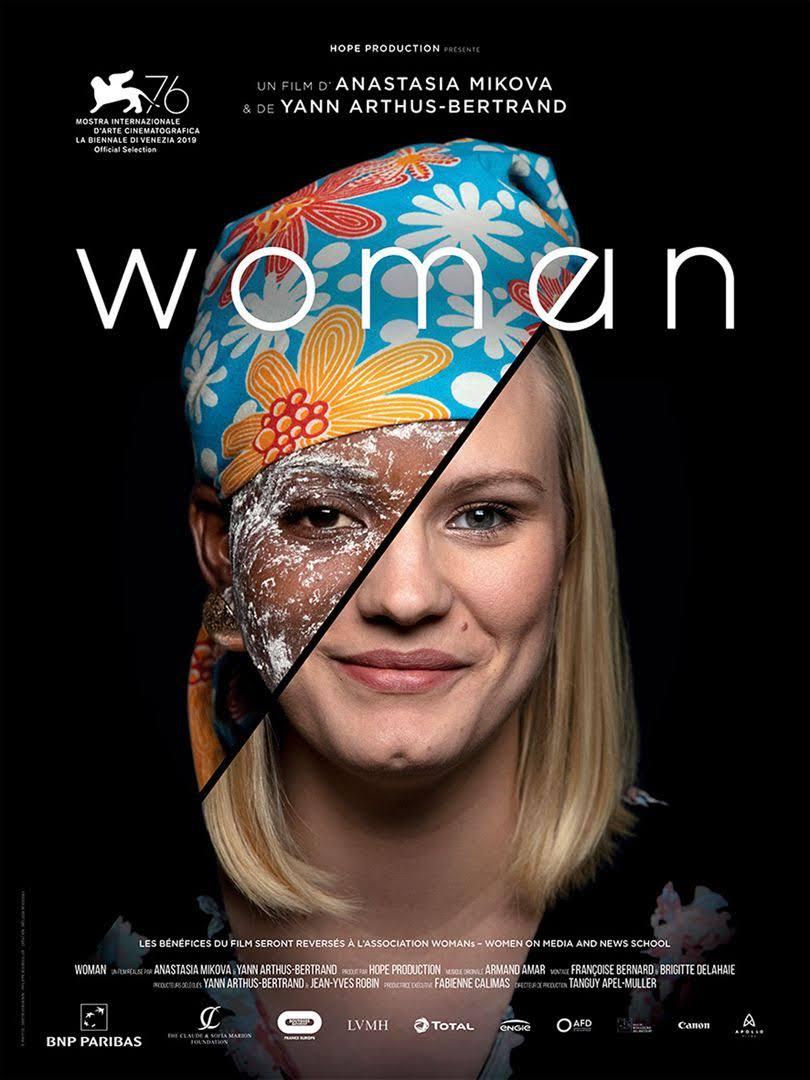 L'affiche du film Woman