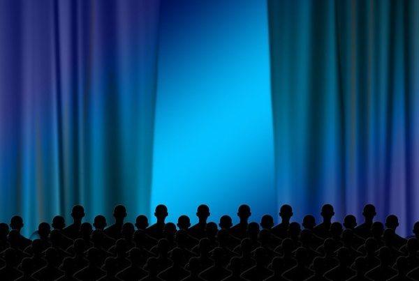 Théâtre par Pixabay