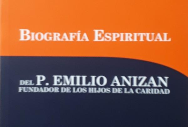 Bibliographie spirituelle du père Anizan par Antonio Cano portrait