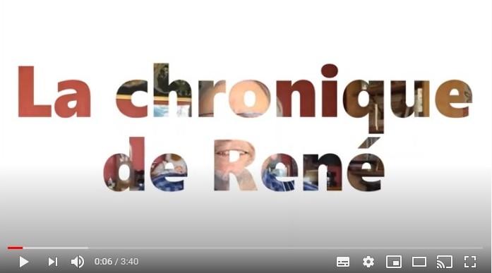 La chronique Youtube de René Lelièvre