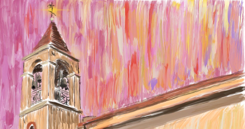 A Riano un rythme digitalisé pour la Semaine Sainte lors de la pandémie