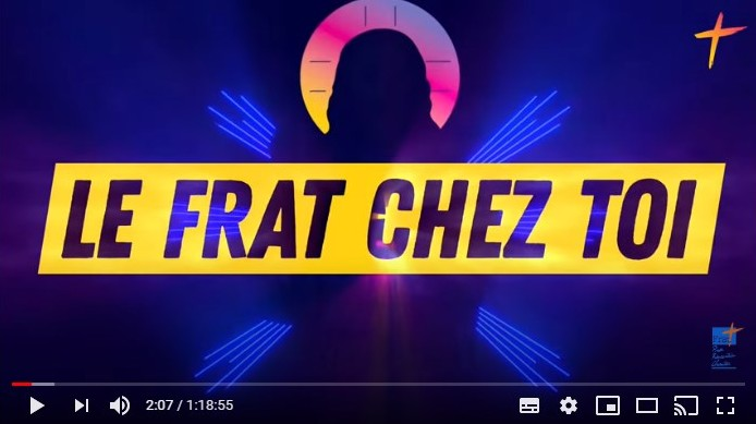 Le Fraternel chaîne Youtube