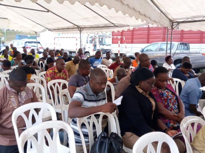 Côte d'Ivoire : L'Apostolat de la mer et des migrants & Covid-19