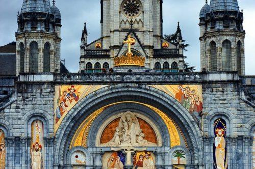 Lourdes par lecreusois de Pixabay