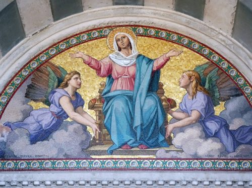 Notre Dame de la Garde Marseille par DEZALB de Pixabay