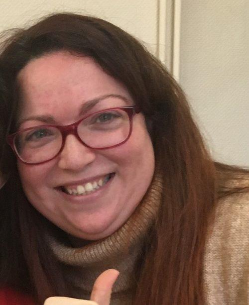 Portrait d'Inmaculada Gutiérrez-Feliz photo Fils de la Charité