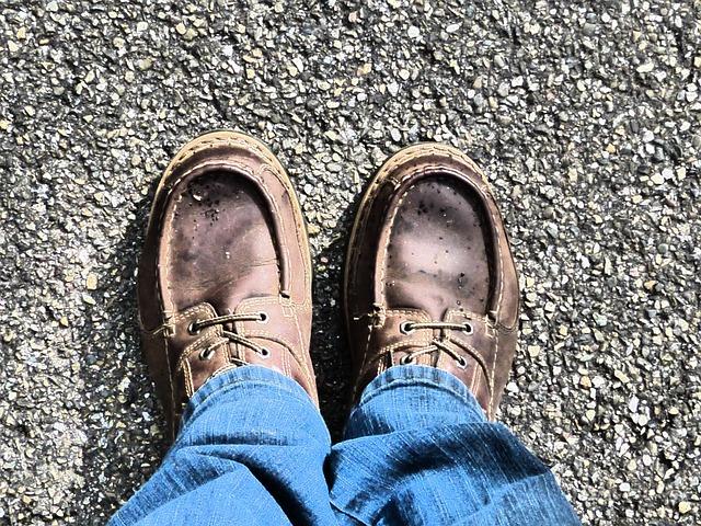 chaussues par Harald Matern de Pixabay