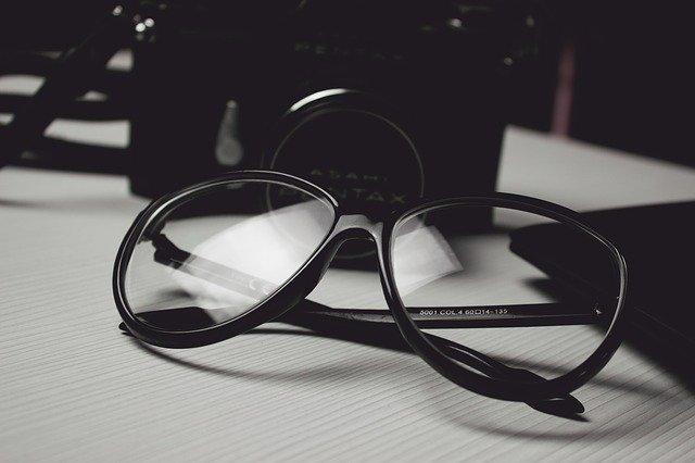 lunettes par Ana_J de Pixabay