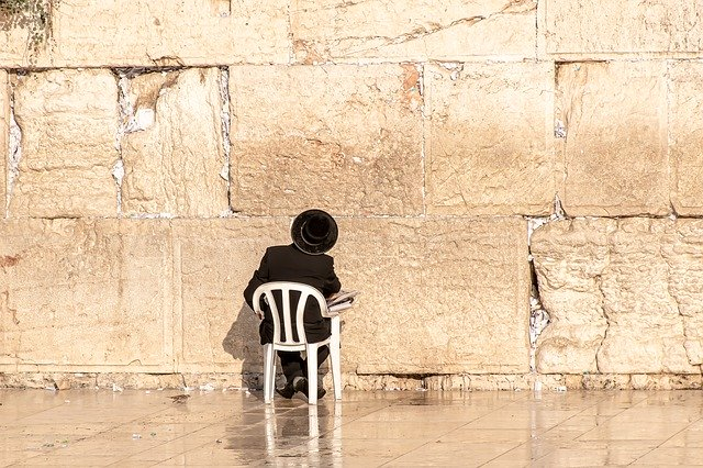 mur des lamentations par Ri Butov de Pixabay