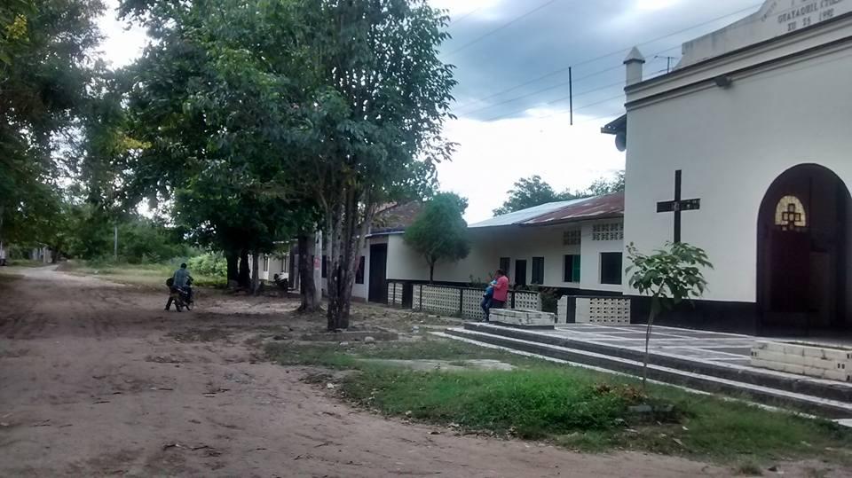 Portrait du père Pedro Salinas décédé à Bogotá en juin 2020