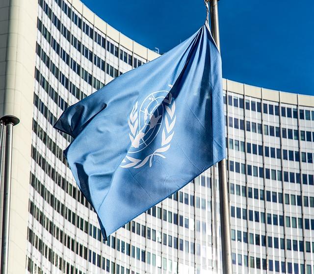 Nations Unis par Edgar Winkler de Pixabay