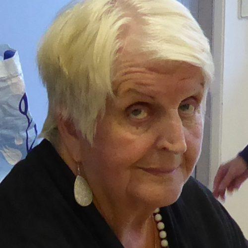 Françoise Hauvel par Hélène Négrini
