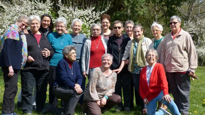 Chapitre général 2019 des soeurs Auxiliatrices de la Charité