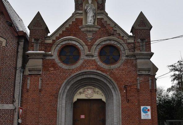 Midi Partage dans l'ancienne chanpelle Saint Joseph à Valenciennes